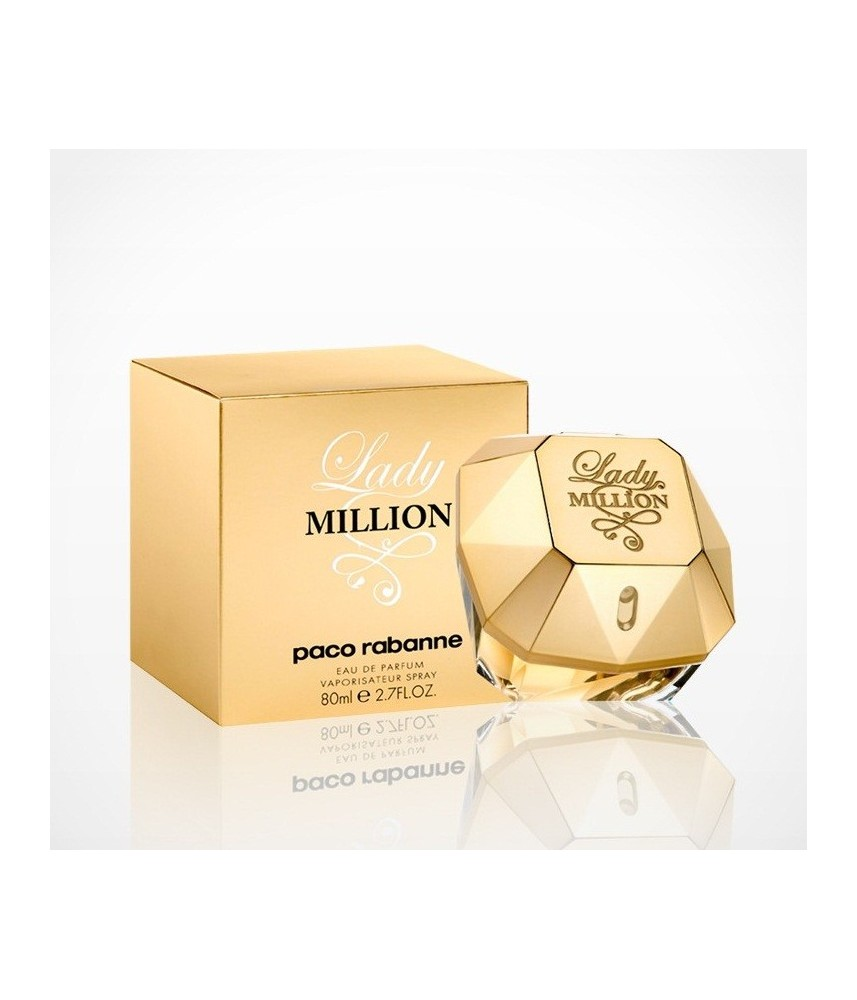 Paco Rabbane 1 Million Edp 80ml
