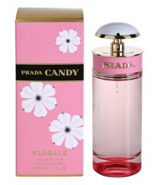 Tester-Prada Candy Florale For Women Edt 80ml - [Ada Tutup]