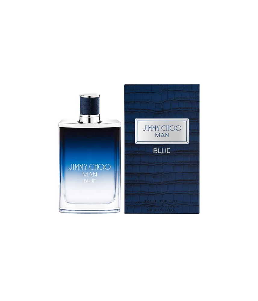 Tester-Jimmy Choo Man Blue For Men Edt 100ml - [Ada Tutup]