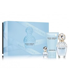 Giftset-Marc Jacobs Daisy Dream For Women Edt 100ml + Miniature 5ml + Lotion 75ml