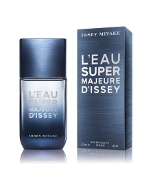 Tester-Issey Miyake L'eau Super Majeure D'issey For Men Edt 100ml - [Ada Tutup]
