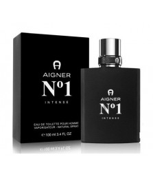 Aigner No: 1 Intense Edt 100ml