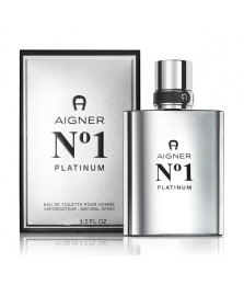 Aigner No: 1 Platinum Edt 100ml