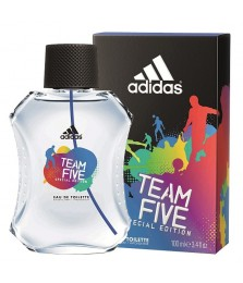 Adidas Team Five Edition For Men Edt 100ml