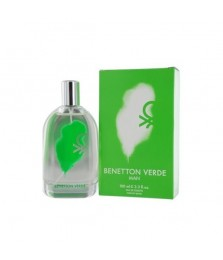 Benetton Verve For Men Edt...