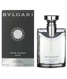 Bvlgari Pour Homme Soir For Men Edt 100ml