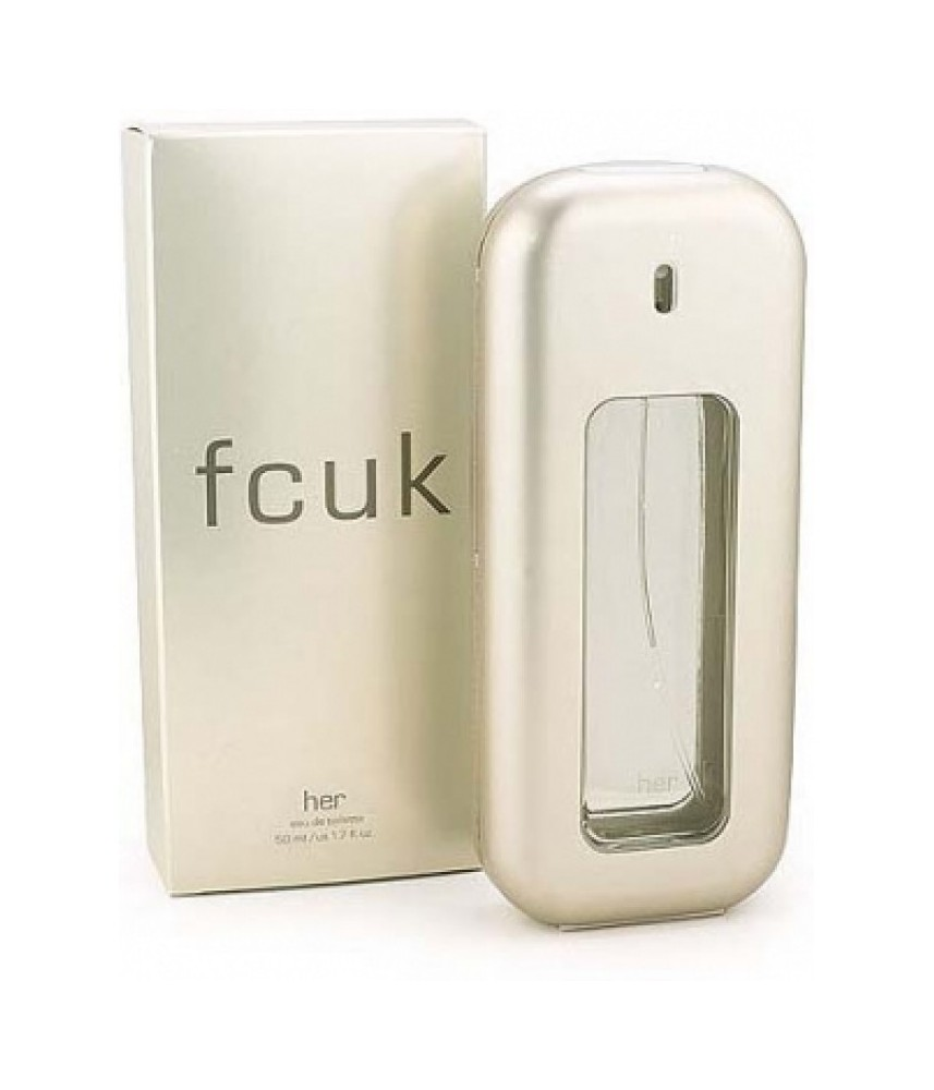 FCUK For Her Edt 100ml