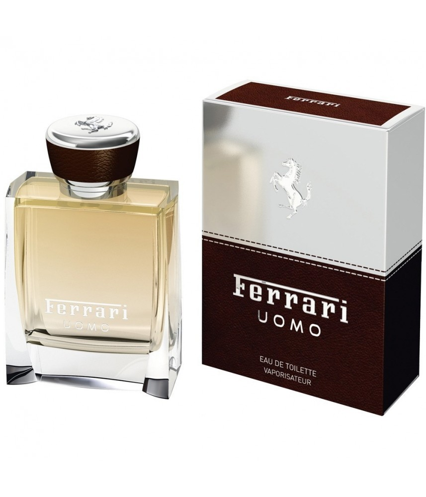 Ferrari Uomo Edt 100ml