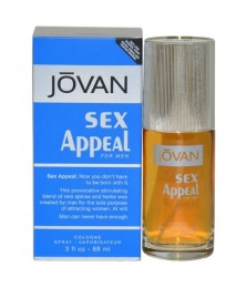 Jovan Sex Appeal Edt 88ml