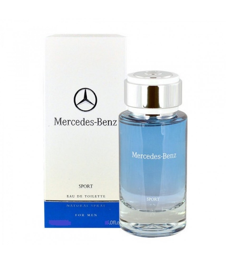 Mercedes Benz Sport Edt 120ml