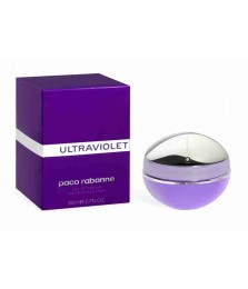 Paco Rabbane Ultra Violet For Women Edp 80ml