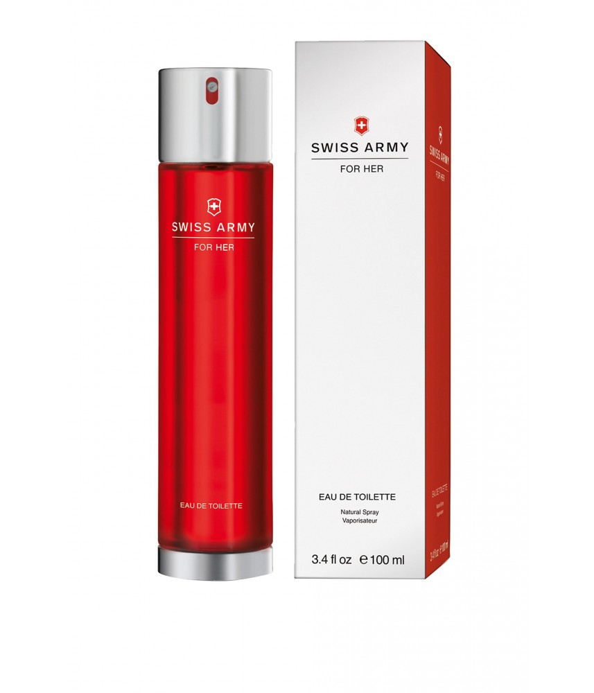 Swiss Army For Her Edt 100ml