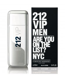 Tester - Carolina Herrera 212 Vip Edt 100ml