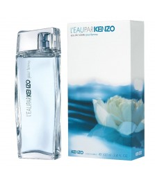 Tester - Kenzo L'eau Par For Women Edt 100ml [Tanpa Tutup]