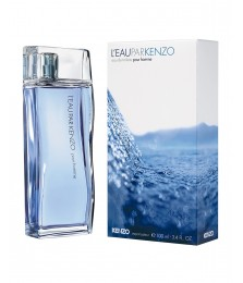 Tester - Kenzo L'eau Par For Men Edt 100ml [Tanpa Tutup]