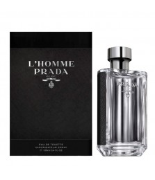 Prada L'Homme Prada For Men Edt 100ml