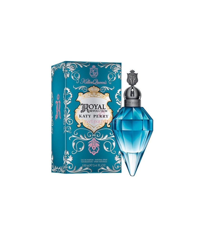Katy Perry Killer Queen Royal Revolution Edp 100ml