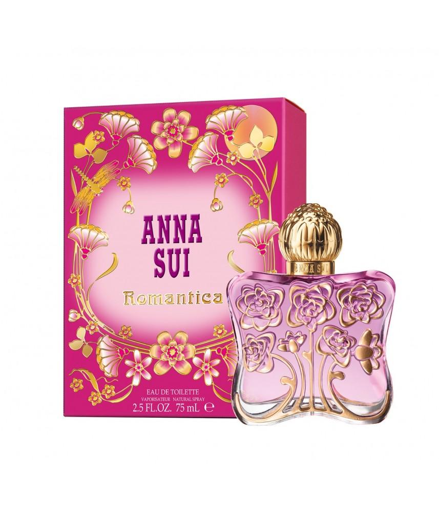 Tester-Anna Sui Romantica For Women Edt 75ml