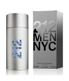 Tester - Carolina Herrera 212 For Men Edt 100ml