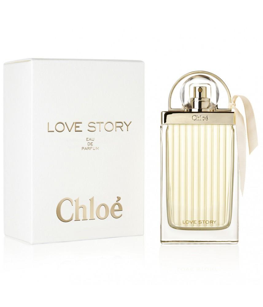 Tester-Chloe Love Story For Women Edp 75ml