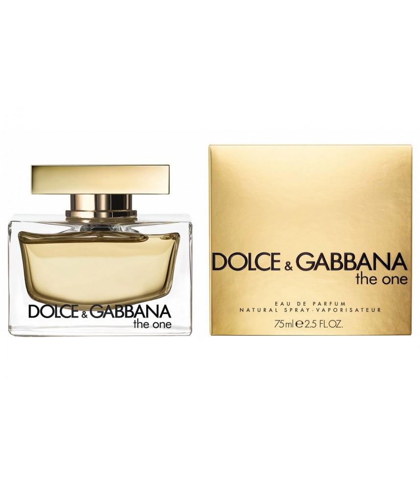 Tester-Dolce & Gabbana The One For Women Edp 75ml