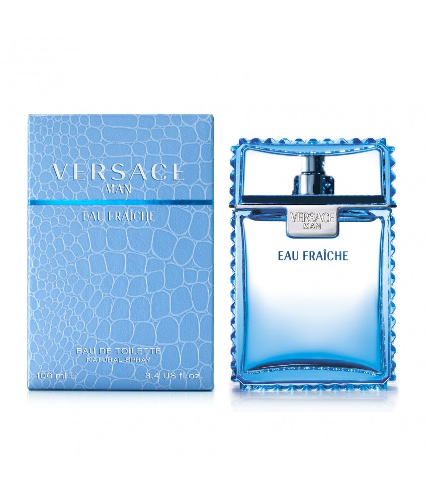 Versace Men Fraiche For 100ml Eau Edt thdQsr