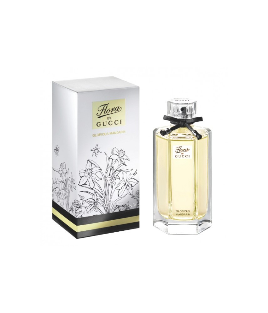 Tester-Gucci By Flora Glorious Mandarin For Women Edt 100ml