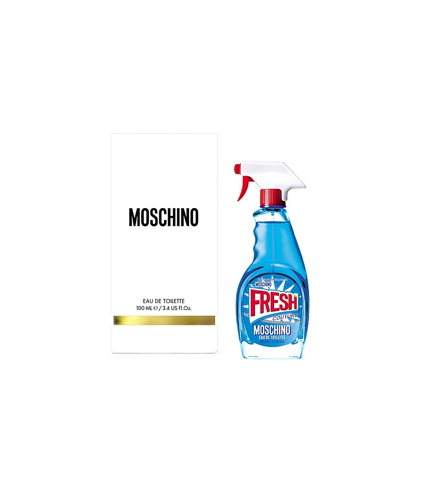 Tester-Moschino Fresh Couture For Women Edt 100ml