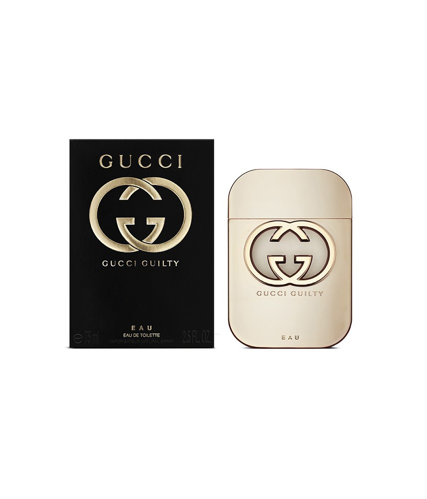 Tester-Gucci Guilty Eau For Women Edt 75ml