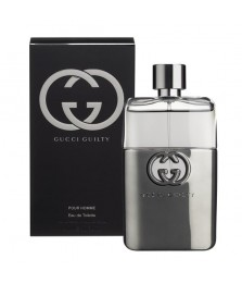 Tester-Gucci Guilty For Men Edt 90ml - [Ada Tutup]