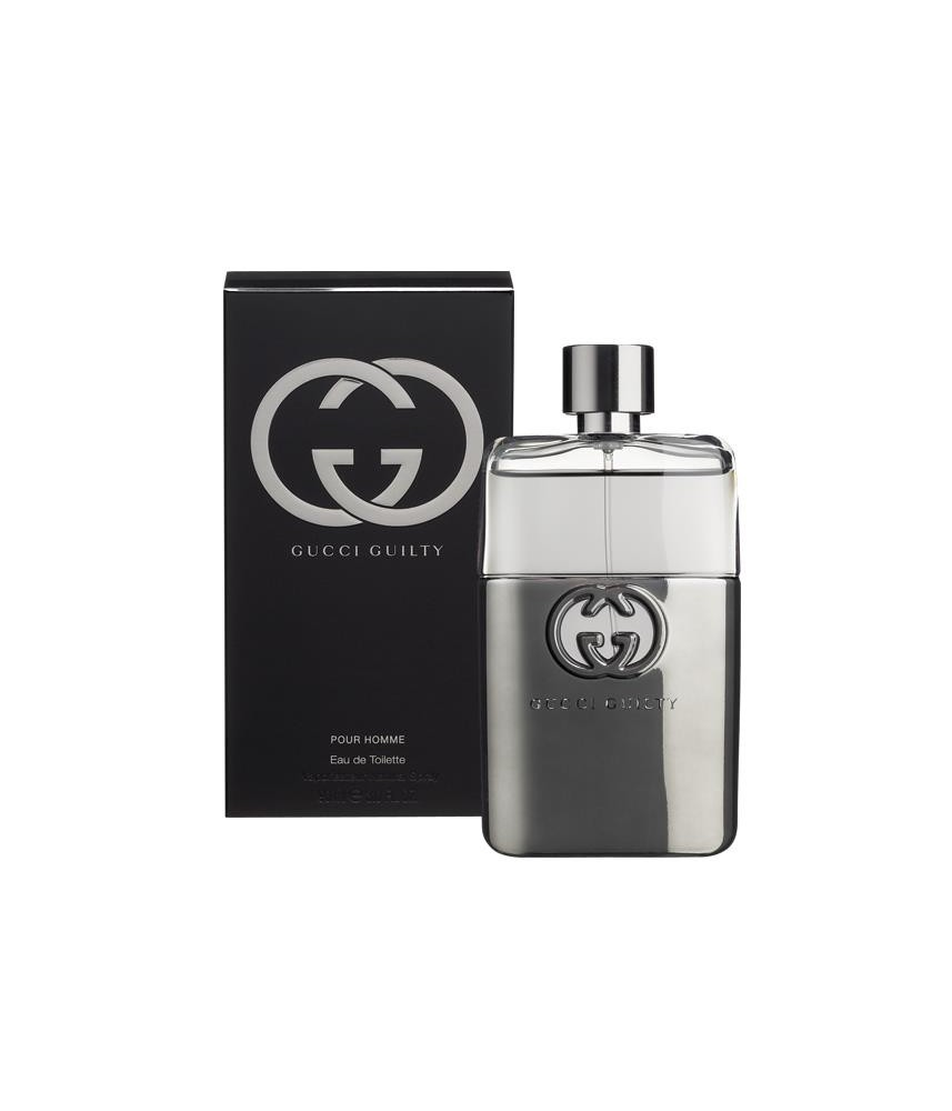 Tester-Gucci Guilty For Men Edt 90ml