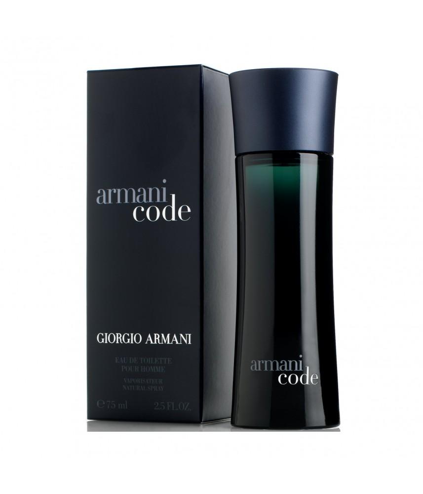Tester-Giorgio Armani Code For Men Edt 75ml