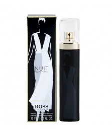 Tester-Hugo Boss Nuit Runway Edition For Women Edp 75ml - [Ada Tutup]