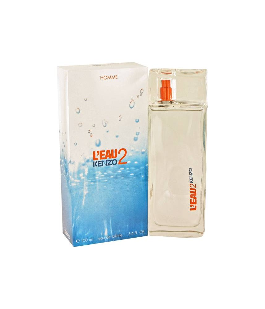 Tester-Kenzo L'eau Par 2 For Men