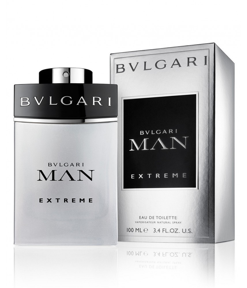 Tester-Bvlgari Man Extreme For Men Edt 100ml