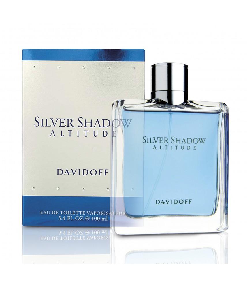 Davidoff Silver Shadow Altitude For Men edt 100ml