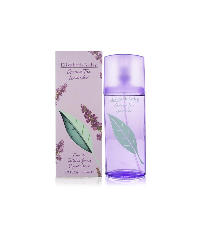 Elizabeth Arden Green Tea Lavender For Women Edt 100ml