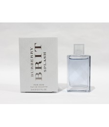 Miniature-Burberry Brit Splash For Women Edt 5ml