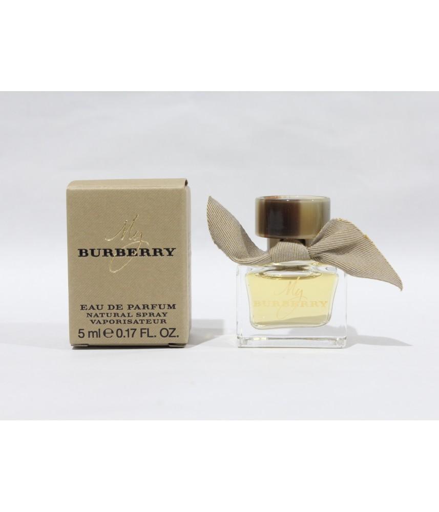 Miniature-Burberry My.Burberry For Women Edp 5ml