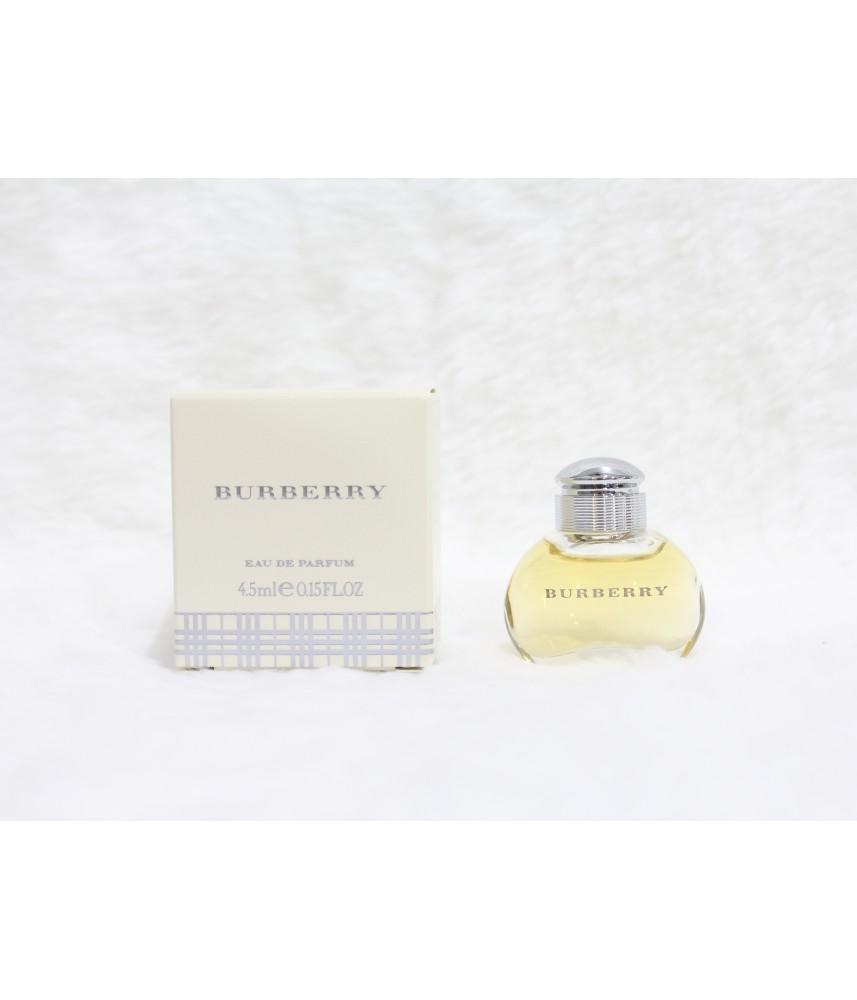 Miniature-Burberry Classic For Women Edp 4.5ml