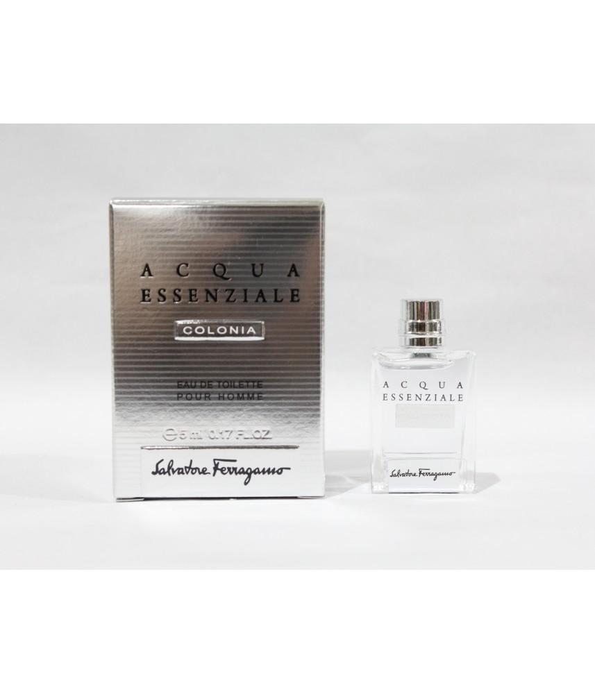 Miniature-Salvatore Ferragamo Essenziale Colonia For Men Edt 5ml