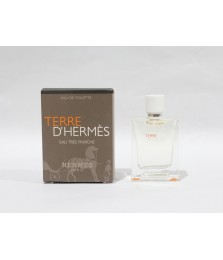 Miniature-Hermes Terre D'Hermes Eau Fraiche For Men Edt 5ml