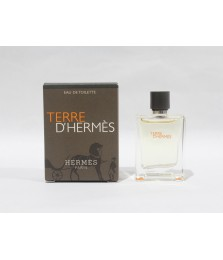 Miniature-Hermes Terre D'Hermes For Men Edt 5ml