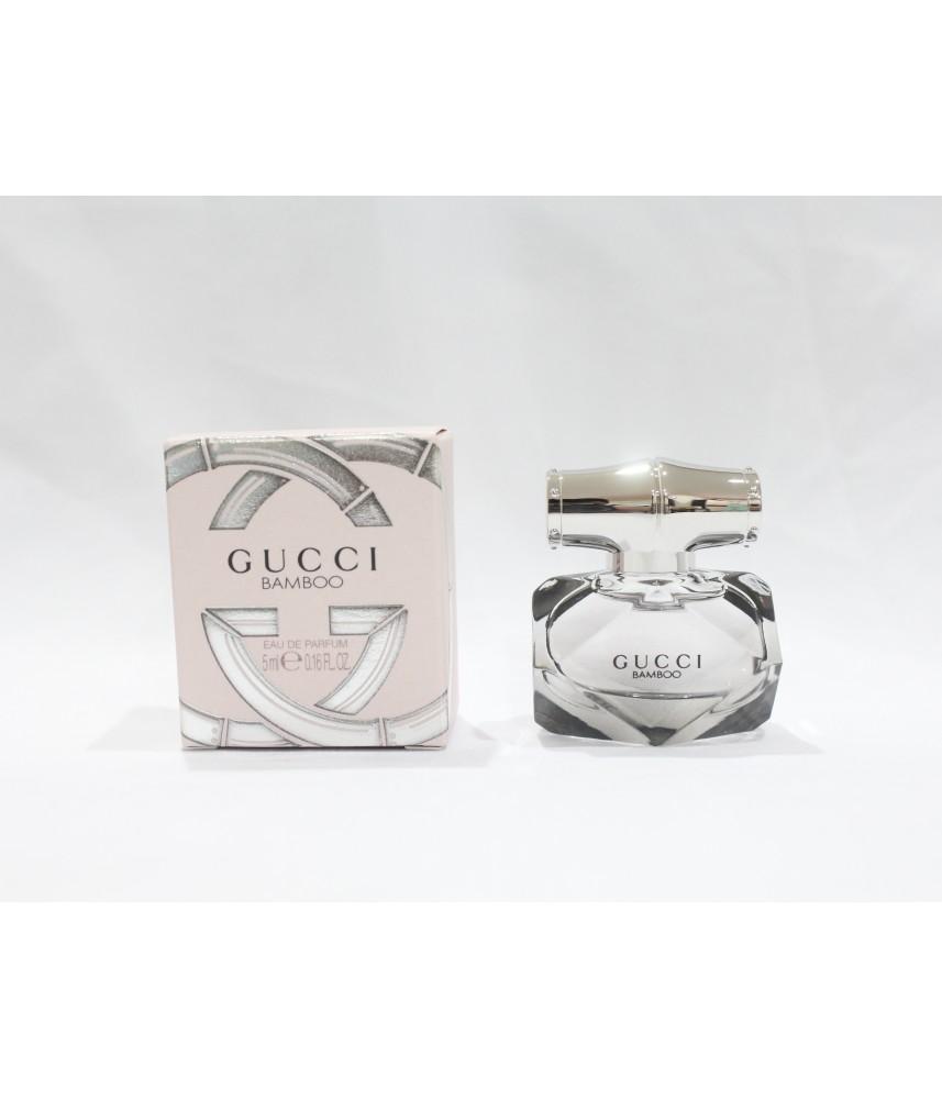 Miniature-Gucci Bamboo For Women Edp 5ml