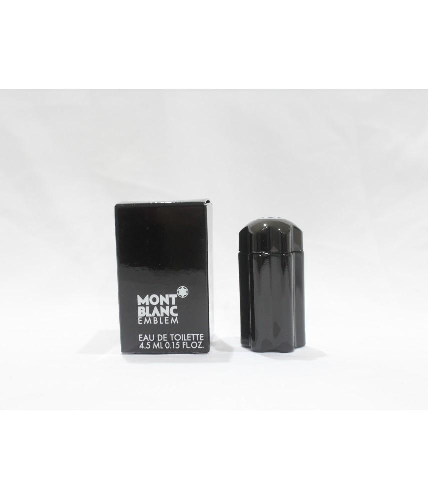 Miniature-Montblanc Emblem For Men Edt 4.5ml