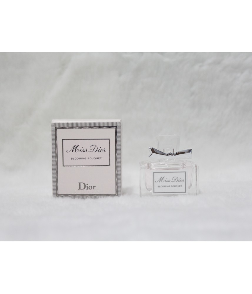 Miniature-Christian Dior Miss Dior Blooming Bouquet For Women Edp 5ml