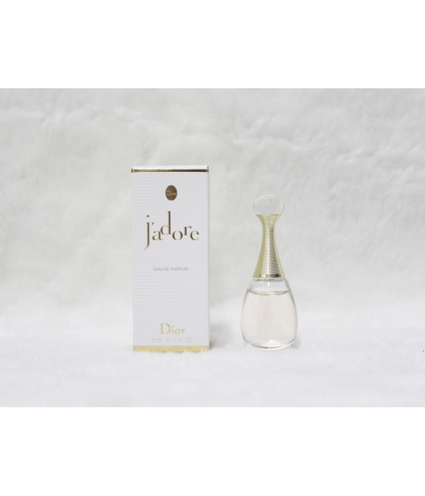 Miniature-Christian Dior J'adore For Women Edp 5ml