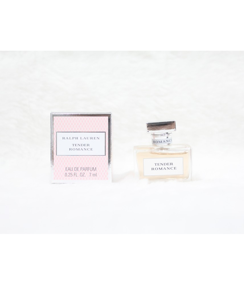 Miniature-Ralph Lauren Tender Romance For Women Edp 7ml