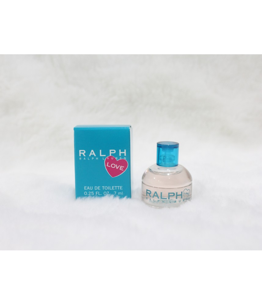 Miniature-Ralph Lauren Ralph Love For Women Edt 7ml