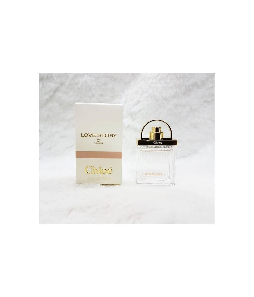 Miniature-Chloe Love Story For Women Edt 5ml